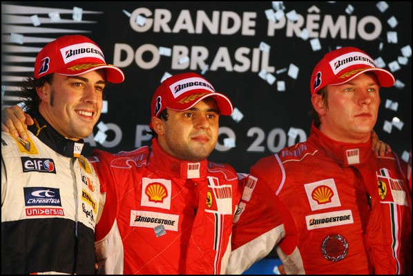 Kimi and Felipe were one of the msot successful pairings of recent years. Can that form continue with Alonso replacing Raikkonen?